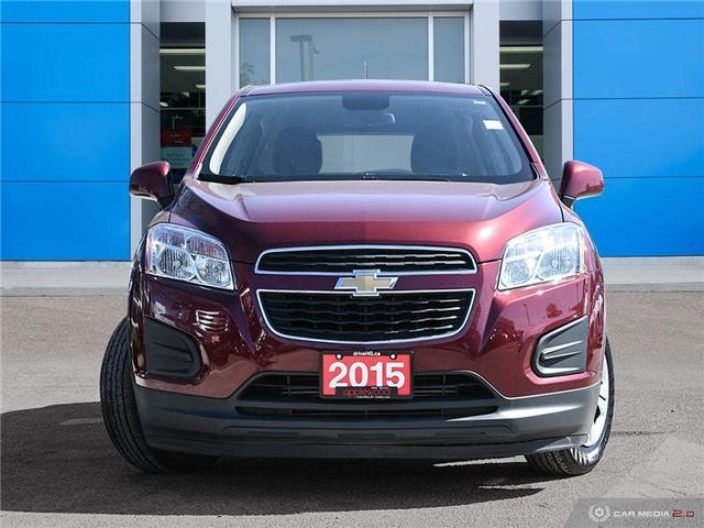 2015 Chevrolet Trax LS (Stk: 4986P) in Mississauga - Image 2 of 27