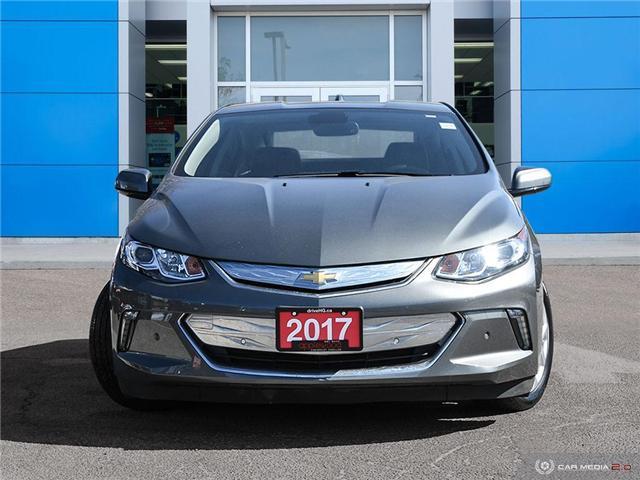 2017 Chevrolet Volt Premier (Stk: 4749P1) in Mississauga - Image 2 of 27