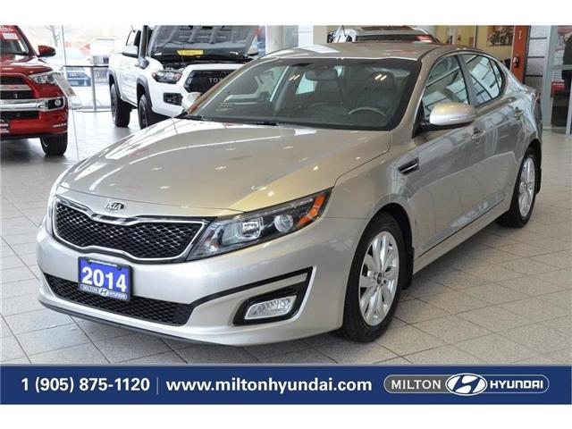 2014 Kia Optima EX (Stk: 516398) in Milton - Image 1 of 38