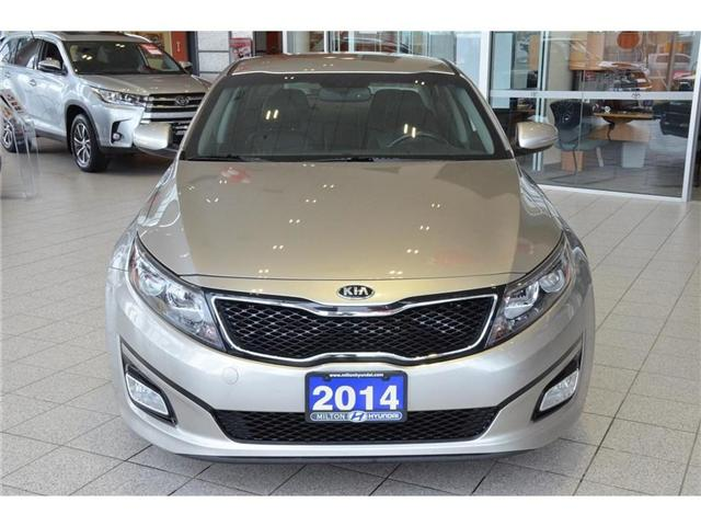 2014 Kia Optima EX (Stk: 516398) in Milton - Image 2 of 38