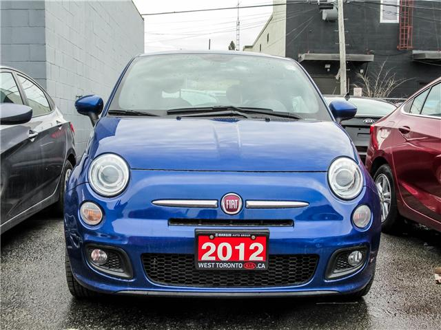 2012 Fiat 500 Sport (Stk: P488) in Toronto - Image 2 of 4