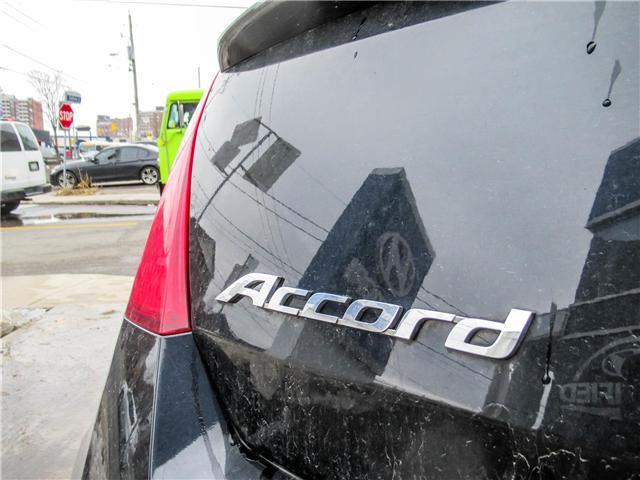 2010 Honda Accord EX-L V6 (Stk: U06439) in Toronto - Image 4 of 6