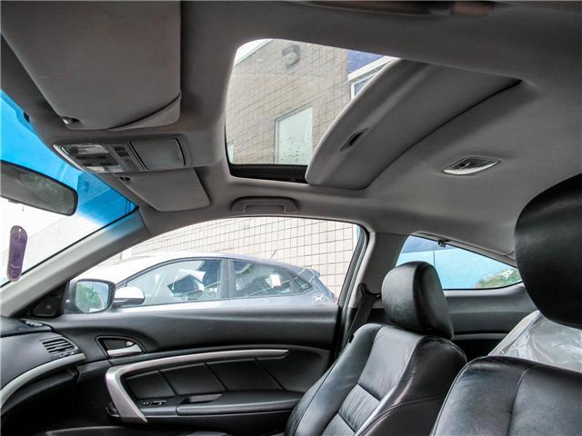 2010 Honda Accord EX-L V6 (Stk: U06439) in Toronto - Image 5 of 6
