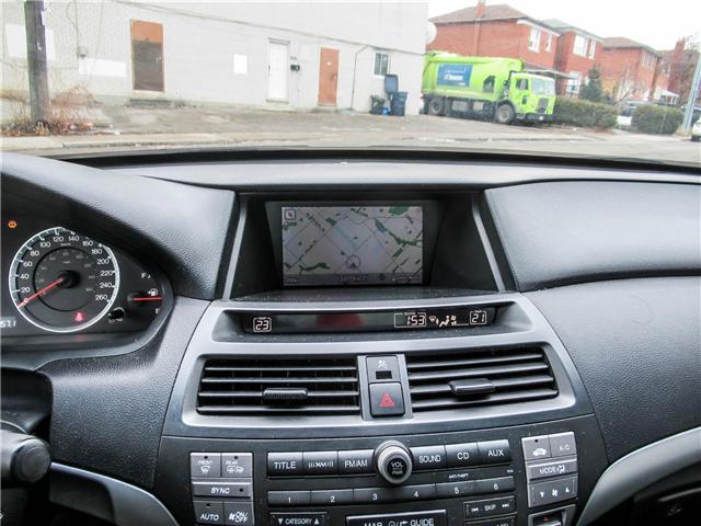 2010 Honda Accord EX-L V6 (Stk: U06439) in Toronto - Image 6 of 6