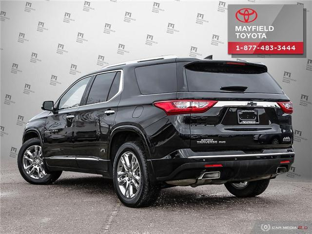 2018 Chevrolet Traverse High Country (Stk: 1901059A) in Edmonton - Image 4 of 20