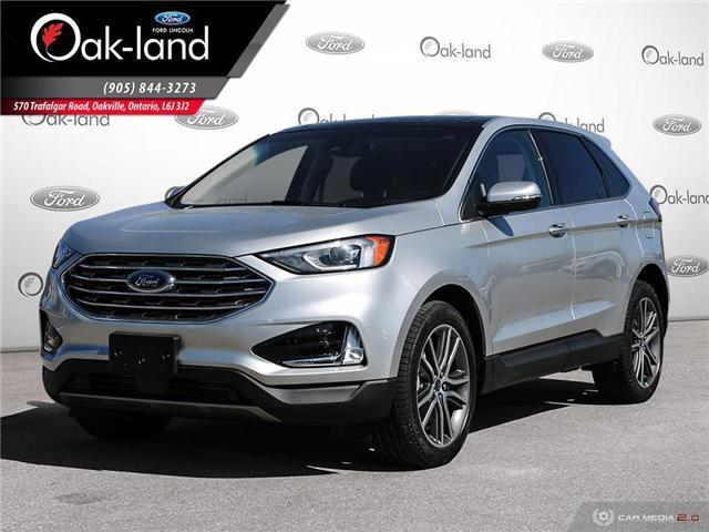 2019 Ford Edge Titanium (Stk: 9D031) in Oakville - Image 1 of 25