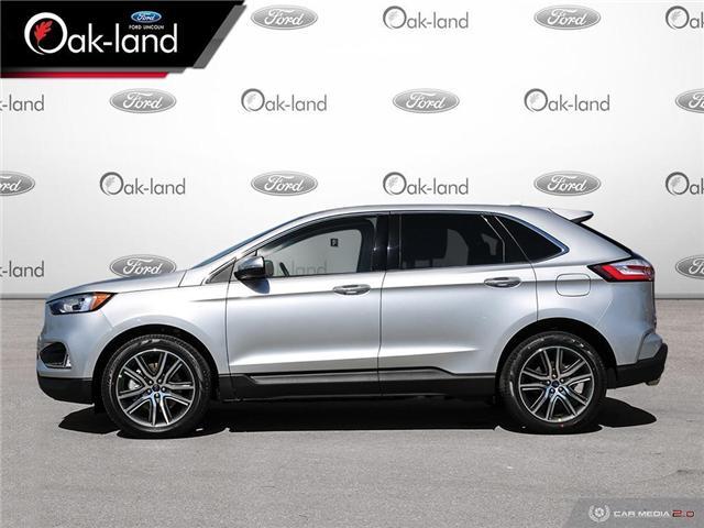 2019 Ford Edge Titanium (Stk: 9D031) in Oakville - Image 2 of 25