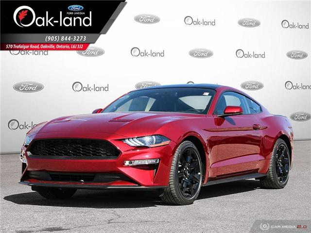 2019 Ford Mustang EcoBoost Premium (Stk: 9G022) in Oakville - Image 1 of 25