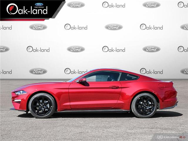 2019 Ford Mustang EcoBoost Premium (Stk: 9G022) in Oakville - Image 2 of 25