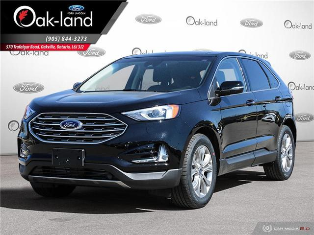 2019 Ford Edge Titanium (Stk: 9D033) in Oakville - Image 1 of 25