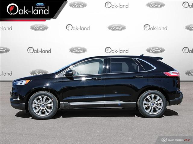 2019 Ford Edge Titanium (Stk: 9D033) in Oakville - Image 2 of 25