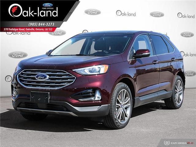 2019 Ford Edge Titanium (Stk: 9D030) in Oakville - Image 1 of 25