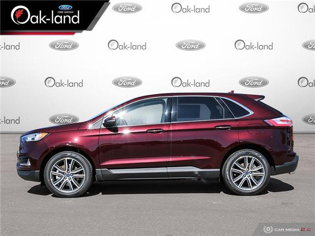 2019 Ford Edge Titanium (Stk: 9D030) in Oakville - Image 2 of 25