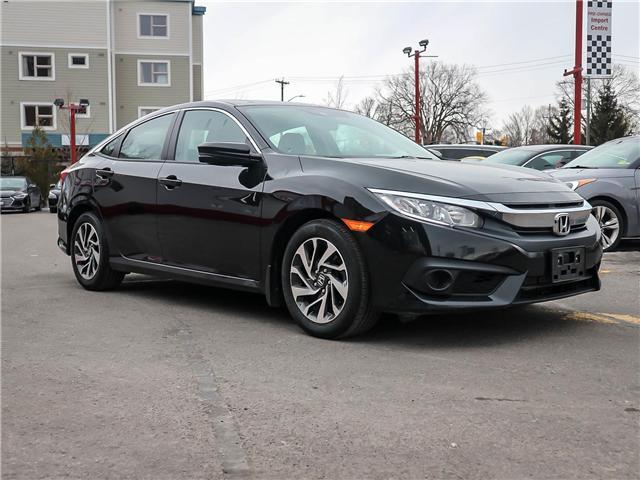 2017 Honda Civic EX (Stk: H7520-0) in Ottawa - Image 3 of 25