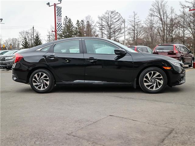2017 Honda Civic EX (Stk: H7520-0) in Ottawa - Image 4 of 25