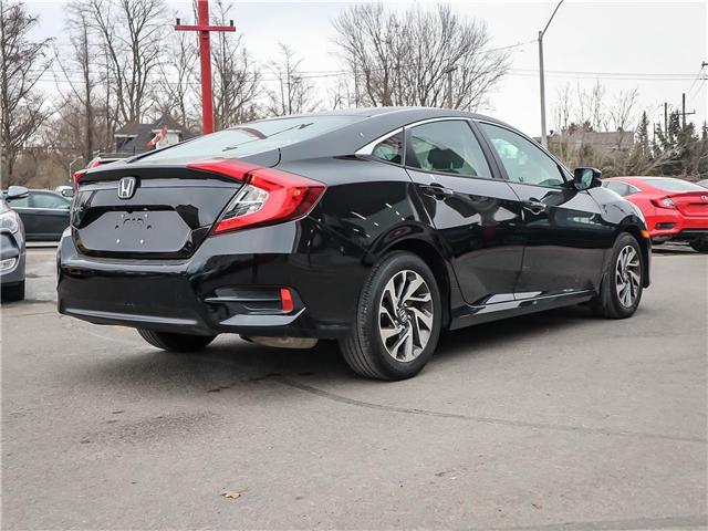 2017 Honda Civic EX (Stk: H7520-0) in Ottawa - Image 5 of 25
