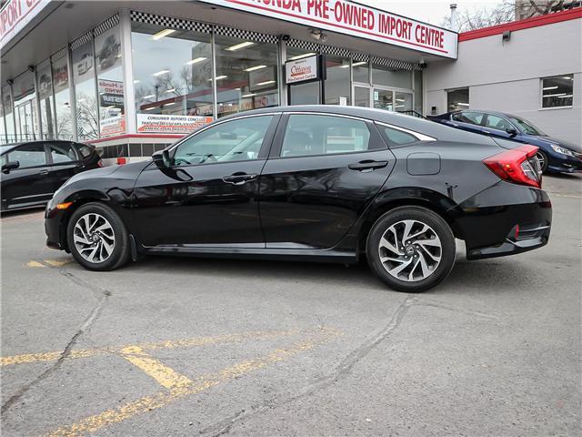 2017 Honda Civic EX (Stk: H7520-0) in Ottawa - Image 8 of 25