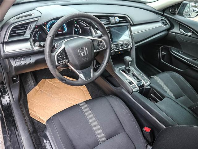 2017 Honda Civic EX (Stk: H7520-0) in Ottawa - Image 11 of 25