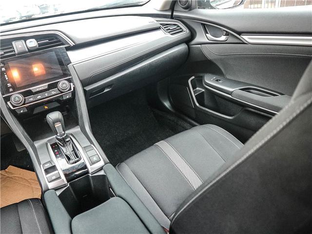 2017 Honda Civic EX (Stk: H7520-0) in Ottawa - Image 16 of 25