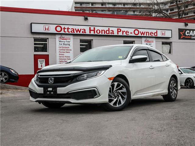 2019 Honda Civic EX (Stk: 31780-1) in Ottawa - Image 1 of 26