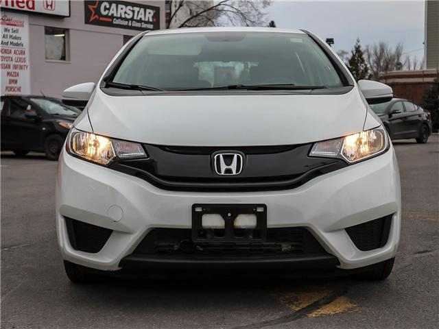 2016 Honda Fit LX (Stk: H7522-0) in Ottawa - Image 2 of 26