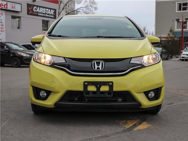 2016 Honda Fit EX-L Navi (Stk: H7533-0) in Ottawa - Image 2 of 25