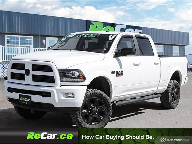 2017 RAM 2500 Laramie (Stk: 190151A) in Fredericton - Image 1 of 27