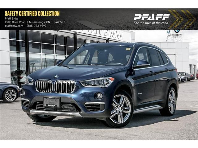 2018 BMW X1 xDrive28i (Stk: U5369) in Mississauga - Image 1 of 22