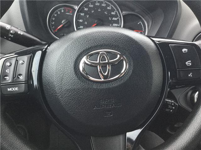 2018 Toyota Yaris LE (Stk: U25-19) in Stellarton - Image 11 of 15
