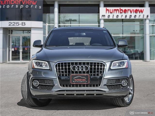 2017 Audi Q5 2.0T Technik (Stk: 19HMS119) in Mississauga - Image 2 of 27