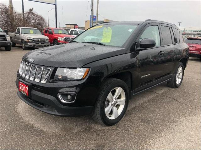 2017 Jeep Compass Sport/North (Stk: 6787R) in Hamilton - Image 1 of 19