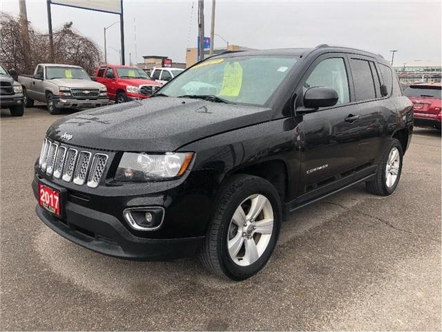 2017 Jeep Compass Sport/North (Stk: 6787R) in Hamilton - Image 2 of 19