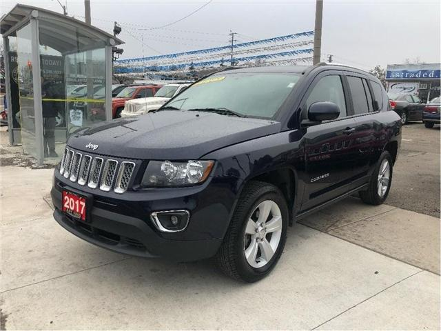2017 Jeep Compass Sport/North (Stk: 6799R) in Hamilton - Image 1 of 20