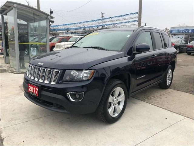 2017 Jeep Compass Sport/North (Stk: 6799R) in Hamilton - Image 2 of 20