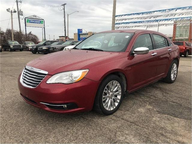 2012 Chrysler 200 Limited (Stk: 19-7079B) in Hamilton - Image 2 of 19