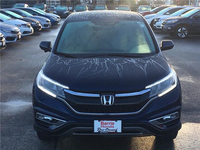 2015 Honda CR-V EX-L (Stk: U15725) in Barrie - Image 2 of 20