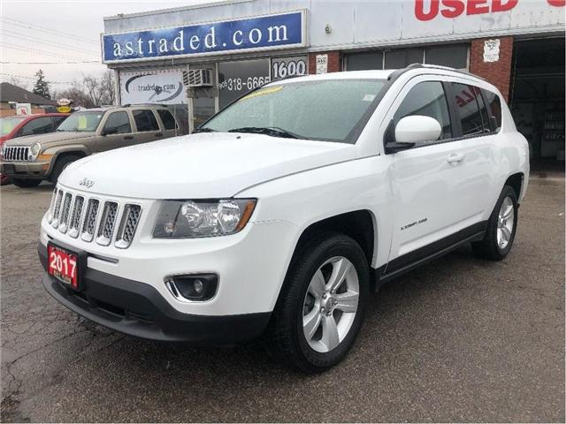 2017 Jeep Compass Sport/North (Stk: 6793R) in Hamilton - Image 2 of 21
