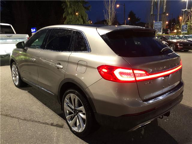 2016 Lincoln MKX Reserve (Stk: 19701A) in Vancouver - Image 3 of 24