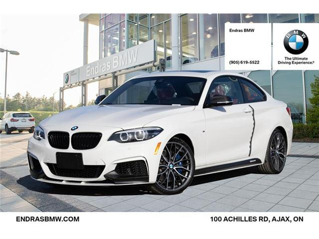 2019 BMW M240i xDrive (Stk: 20659) in Ajax - Image 1 of 22