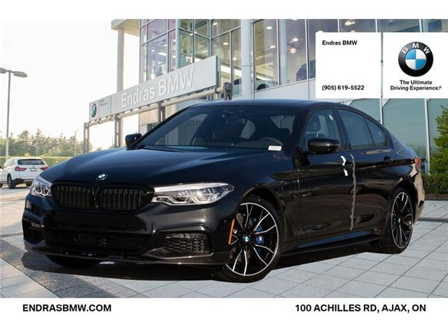 2019 BMW 530e xDrive iPerformance (Stk: 52519) in Ajax - Image 1 of 22