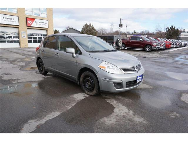 2011 Nissan Versa  (Stk: 18P278A) in Kingston - Image 1 of 14