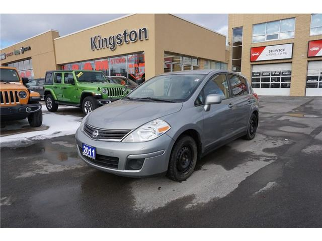 2011 Nissan Versa  (Stk: 18P278A) in Kingston - Image 2 of 14