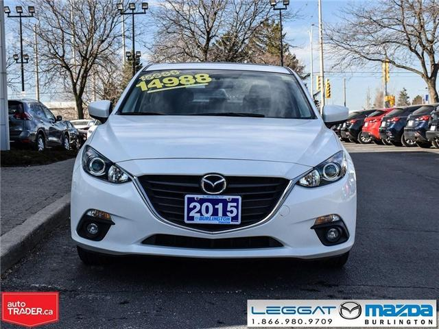 2015 Mazda Mazda3 GS- AUTOMATIC, HEATED SEATS, MOONROOF, BLUETOOTH (Stk: 197731A) in Burlington - Image 2 of 23