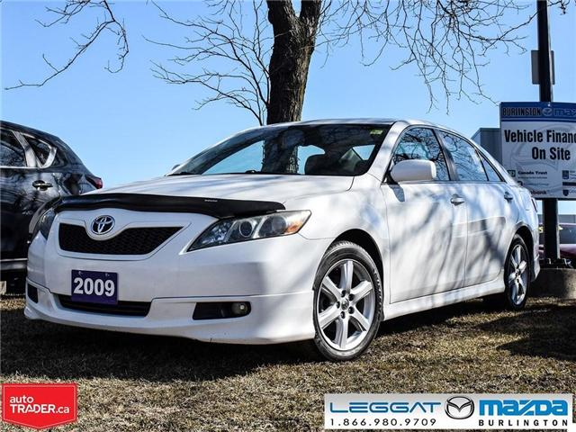 2009 Toyota Camry SE (Stk: 196336A) in Burlington - Image 1 of 19