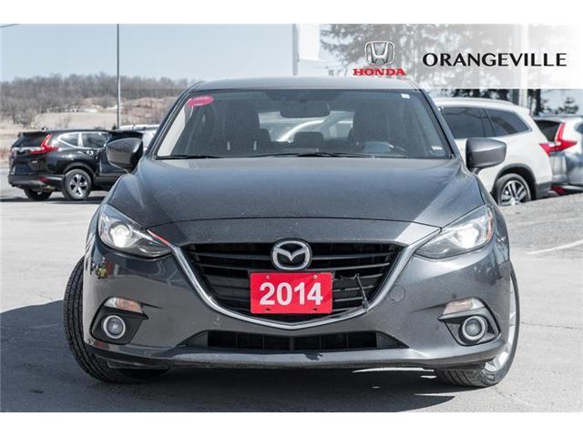 2014 Mazda Mazda3 GT-SKY (Stk: U3102) in Orangeville - Image 2 of 20