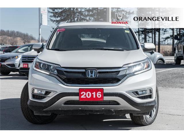 2016 Honda CR-V Touring (Stk: V19040A) in Orangeville - Image 2 of 20