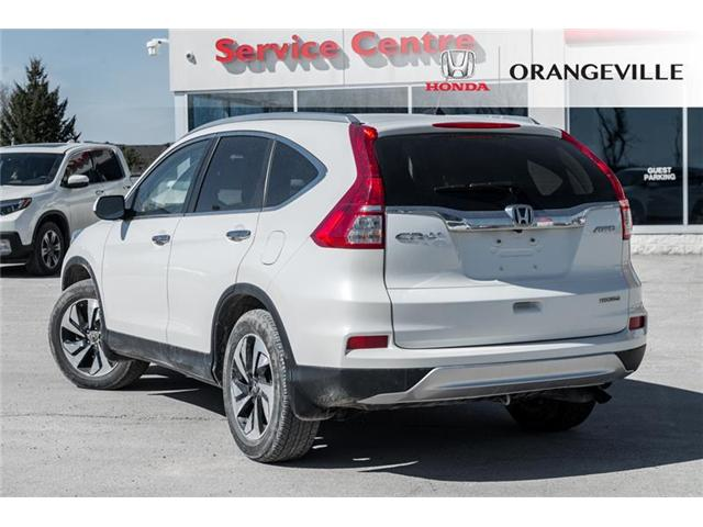 Used 2016 Honda CR-V Touring for Sale in Toronto ...