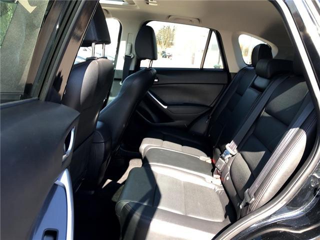 2016 Mazda CX-5 GT (Stk: 16520A) in Oakville - Image 19 of 21