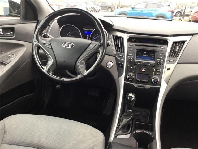 2015 Hyundai Sonata Hybrid Limited (Stk: 7602H) in Markham - Image 8 of 23