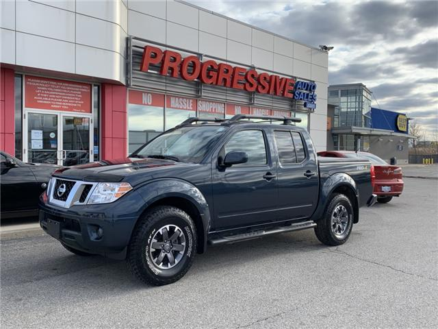 2016 Nissan Frontier PRO-4X (Stk: GN760090) in Sarnia - Image 1 of 21